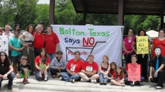 Anti-Monsanto rally draws Texas protesters