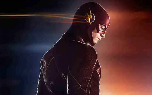"""The Flash"": first season speeds toward the finish line"