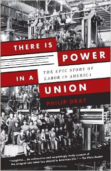"""""""There is Power in a Union"""": Strong story needs to take our side"""
