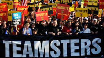Union democracy preserved: Teamster members retain right to vote