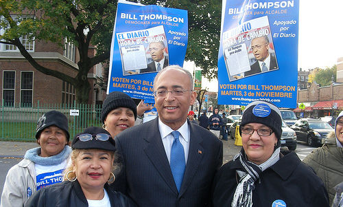In Thompson's defeat, seeds of future victory