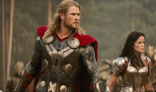 """Thor"" sequel another hard-hitter"