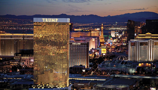 Las Vegas Trump hotel workers vote to unionize