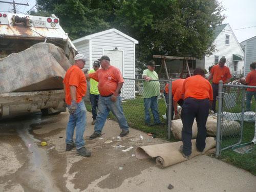 Flood victims hail $35 billion water main bill
