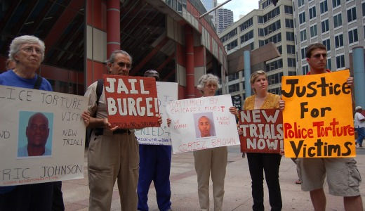 Police torture victims continue to seek justice, freedom