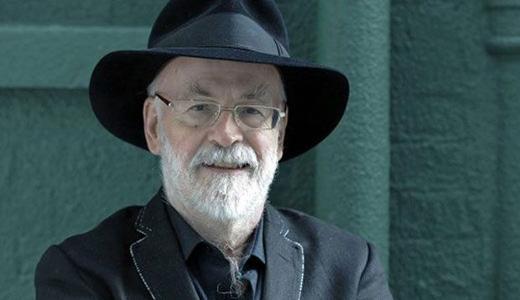 Terry Pratchett, 66: fantasy author's own narrative closes