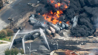Devastating Quebec train crash reaffirms dangers of oil
