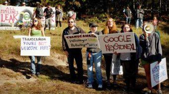 Texas farmers face off against Keystone pipeline