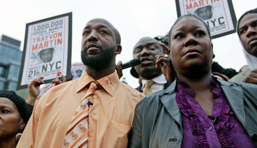 Remember Trayvon Martin, with video