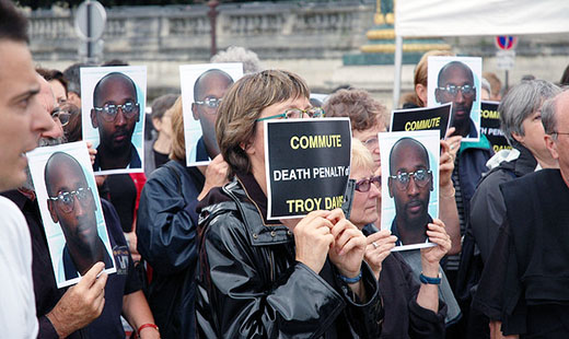 Groups launch effort to prevent execution of Troy Davis
