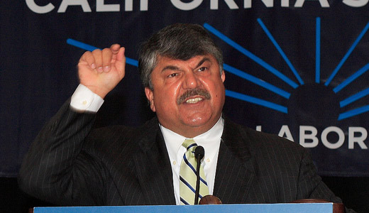 "Trumka: ""Stand up to the bullies in Congress!"""