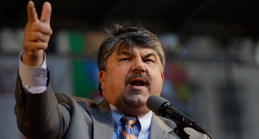 Trumka says a worldwide New Deal is needed