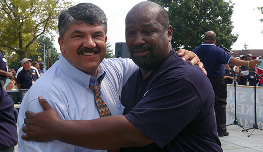Labor's stance on immigrant workers has changed, says Trumka