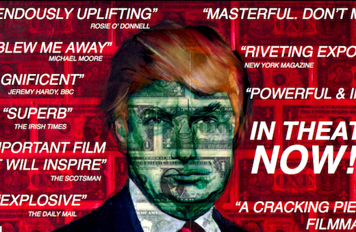 Lies, money, power, and the vile Donald Trump