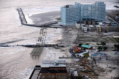 Unions hit GOP on Sandy aid