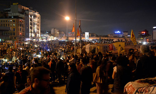 Turkey: Uprising's currents run deep