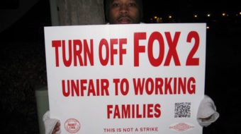 Detroit's Fox 2, unfair to working families