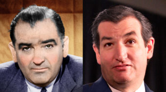 Ted Cruz, Jesse Helms vs. the people, the vote