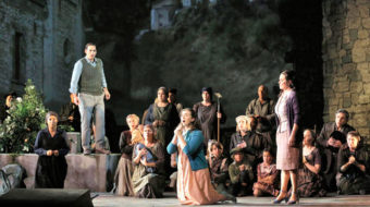 "San Francisco Opera scores a hit with ""Two Women"""