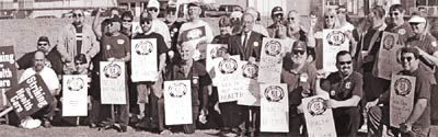 Today in labor history: 20,000 GE workers strike over health care