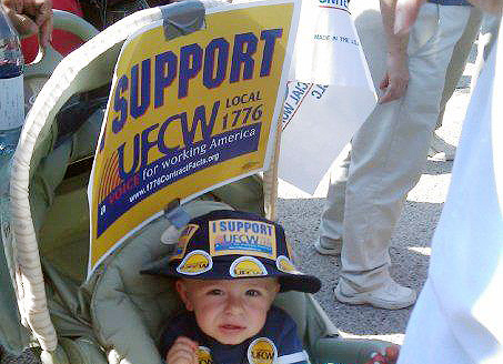 It's official: UFCW formally rejoins AFL-CIO