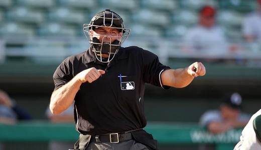 Minor league baseball umpires agree on new labor deal