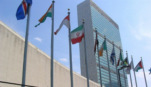 International law is being eroded at the UN
