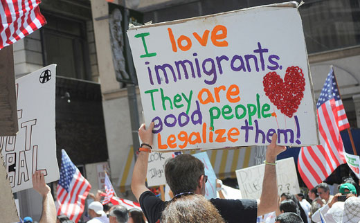 Support grows for immigration reform, end to deportations