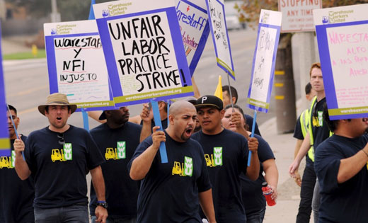 Walmart agrees to $21 million settlement in warehouse wage theft case