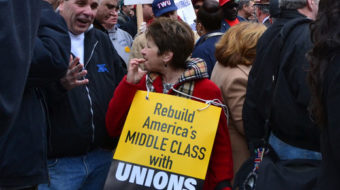 Steelworkers back renewed 'Buy America' push