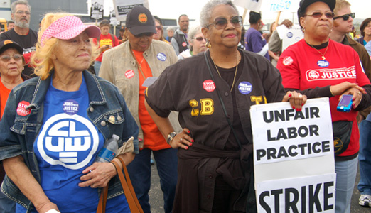 Labor leaders demand Senate action on NLRB
