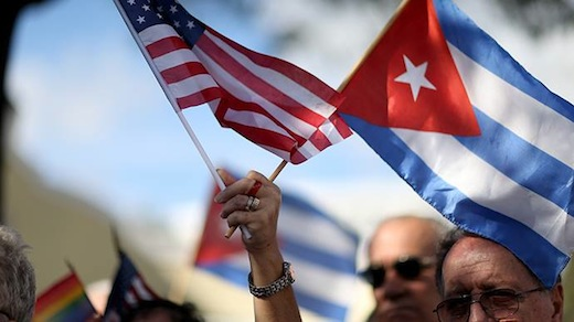 Google Hangout: New era in U.S.-Cuba relations