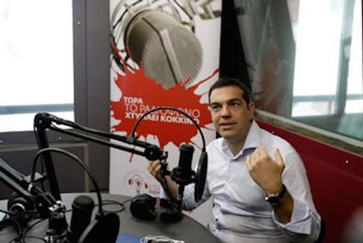 "Interview with Greece PM Alexis Tsipras: ""Austerity is a dead end"""