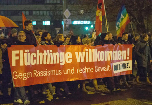 In Dresden, PEGIDA meets opposition