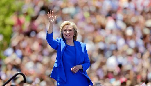 SEIU endorses Hillary Clinton