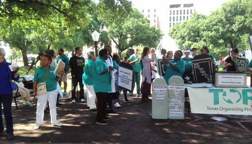 Texans exhale as legislative session ends
