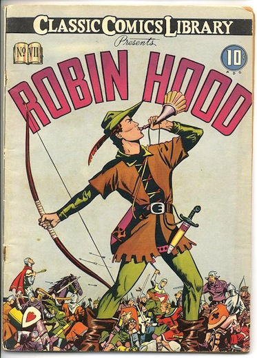 """Today in labor history: Official claims """"Robin Hood"""" was communist plot"""