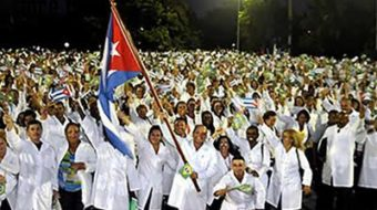 Washington D.C.: Days of Action against Cuba blockade