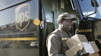 UPS firing of Teamster drivers rescinded