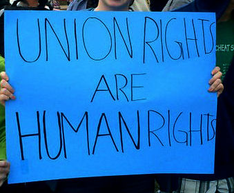 Senate GOP votes to kill NLRB union elections rule, Obama promises veto