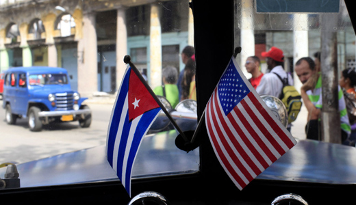 New York Times editorializes against U. S. anti-Cuban blockade