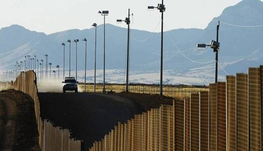 No Bill of Rights on U.S.-Mexico border
