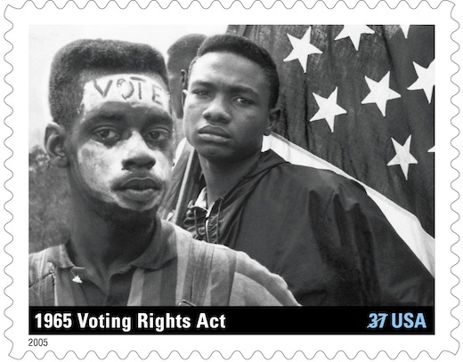 Supreme racism tramples democracy in voting rights