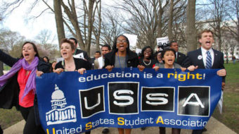 Across generations: Nation's students continue progressive fight
