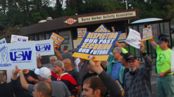 Steelworkers prevail in contentious negotiations