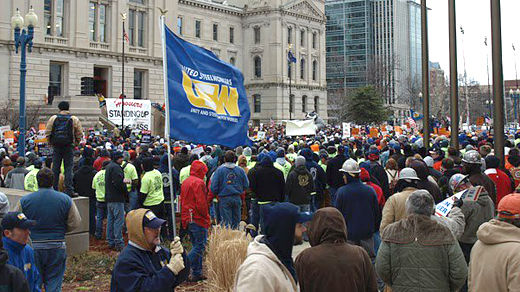 USW local ratifies new pact with Honeywell, ends long lockout