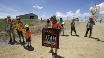 First tar sands mine to open for business in Utah