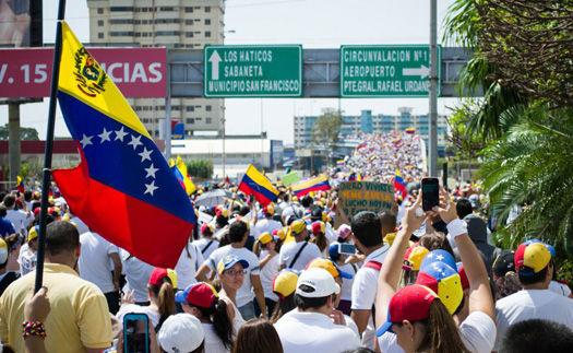 Venezuela in crisis, U.S. intervenes