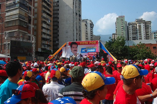 U.S. must recognize Venezuela's elections