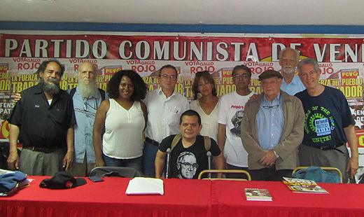 Venezuelan Communist Party leaders analyze election disaster